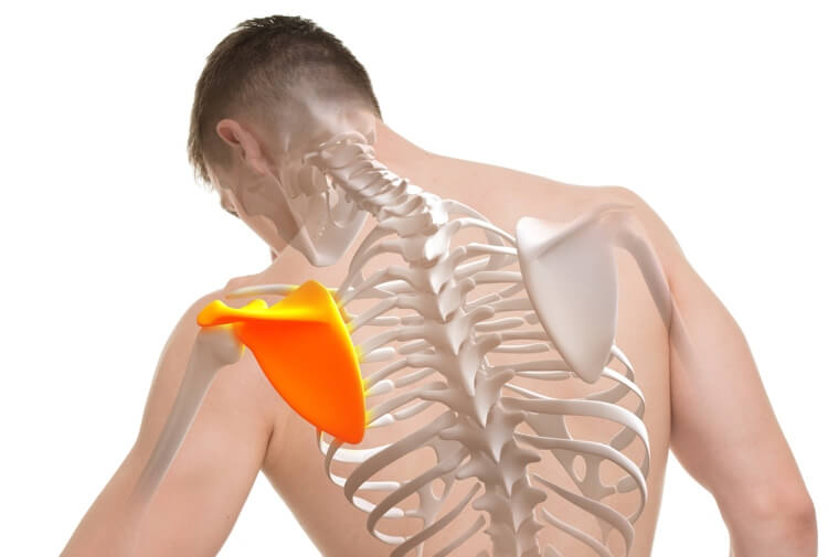 how to make back shoulder pain go away